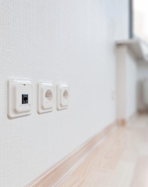Mise aux normes �lectriques appartement 4 chambres
